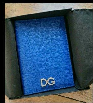 Dolce & Gabbana Custodie portacarte blu