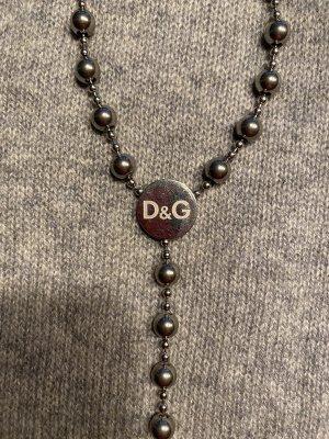 Dolce & Gabbana Collar color plata