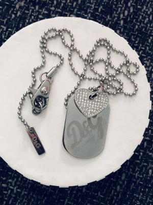 Dolce & Gabbana Kette in Silber