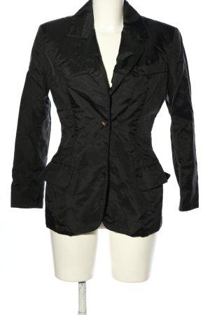 Dolce & Gabbana Klassischer Blazer schwarz Business-Look