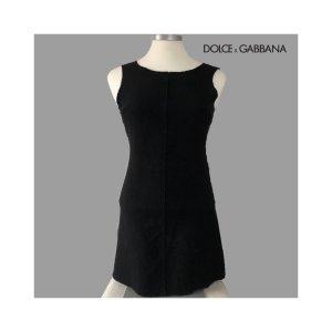 Dolce & Gabbana Sukienka koktajlowa czarny