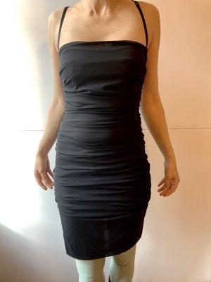 Dolce & Gabbana Robe bustier noir