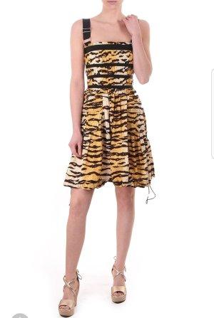 Dolce & Gabbana Kleid mit Tiger Muster