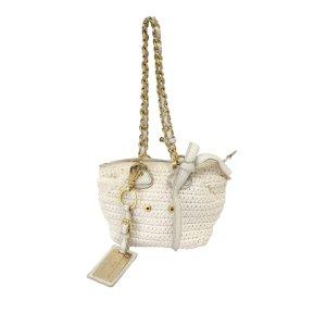 Dolce & Gabbana Shoulder Bag white