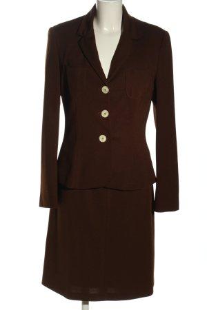 Dolce & Gabbana Kostüm braun Business-Look