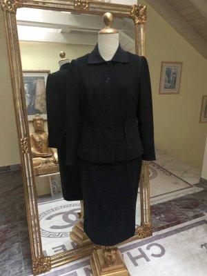 Dolce & Gabbana Damespak zwart Scheerwol