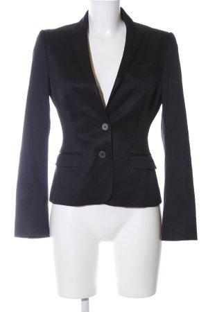 Dolce & Gabbana Kurz-Blazer blau Business-Look