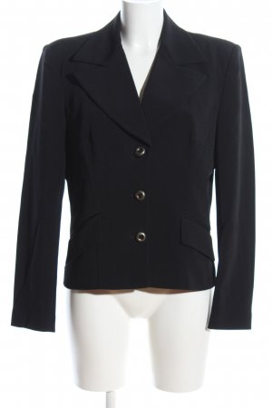 Dolce & Gabbana Kurz-Blazer schwarz Business-Look