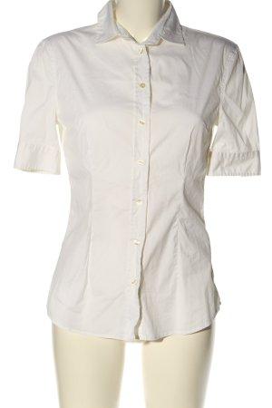 Dolce & Gabbana Chemise à manches courtes blanc style d'affaires