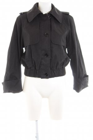 Dolce & Gabbana Kurzjacke schwarz Casual-Look