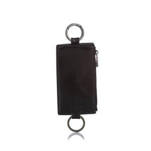 Dolce & Gabbana Porte-cartes noir cuir