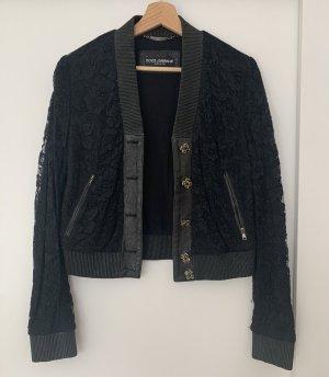 Dolce & Gabbana Leder Blouson
