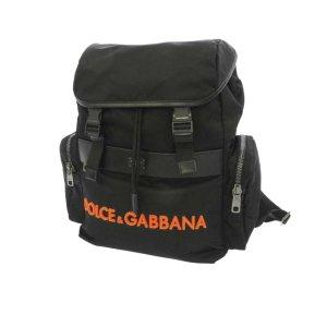 Dolce & Gabbana Backpack black nylon
