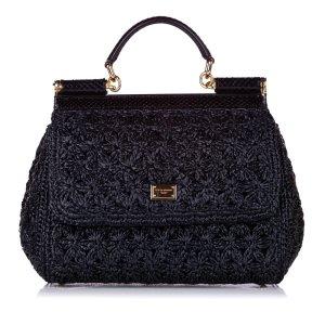 Dolce & Gabbana Satchel black