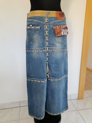 Dolce & Gabbana midi denim Rock