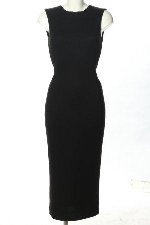 Dolce & Gabbana Abito midi nero stile casual