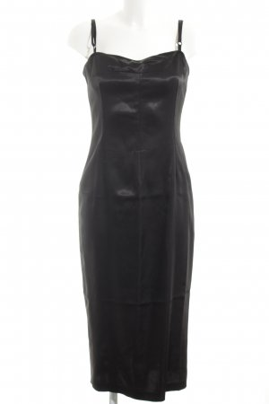 Dolce & Gabbana Midi Dress black elegant