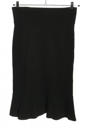 Dolce & Gabbana Midirock schwarz Casual-Look