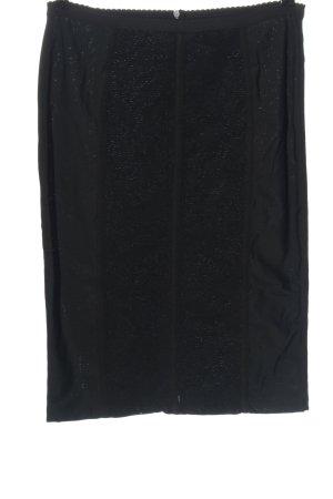 Dolce & Gabbana Spódnica midi czarny W stylu casual