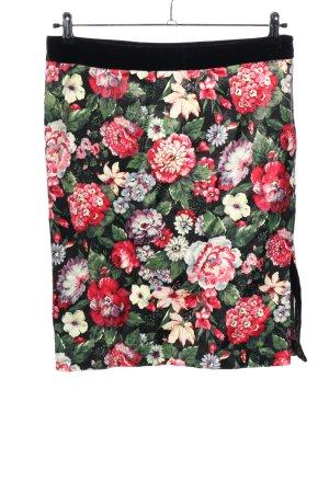 Dolce & Gabbana Bleistiftrock Blumenmuster Casual-Look