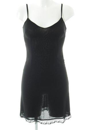 Dolce & Gabbana Minikleid schwarz Party-Look