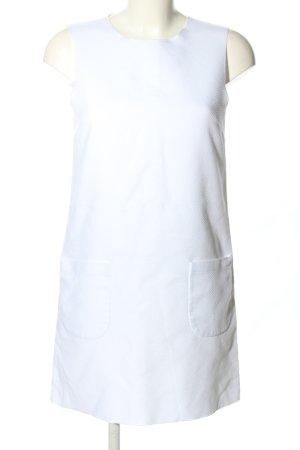 Dolce & Gabbana Minikleid weiß Casual-Look