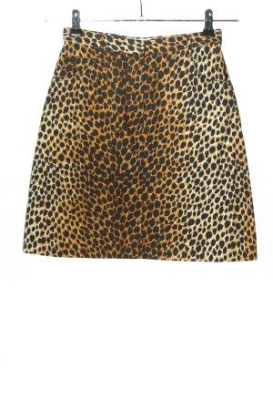 Dolce & Gabbana Mini-jupe imprimé allover style décontracté