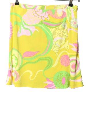 Dolce & Gabbana Minirock abstraktes Muster Casual-Look