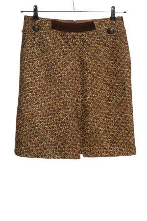 Dolce & Gabbana Minirock braun Casual-Look