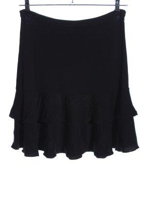 Dolce & Gabbana Minirock schwarz Casual-Look