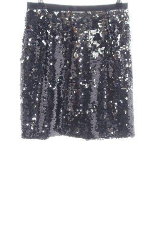 Dolce & Gabbana Minirock schwarz Elegant