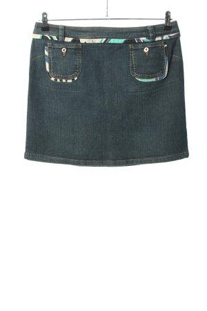 Dolce & Gabbana Minirock Streifenmuster Casual-Look