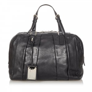 Dolce & Gabbana Handbag black leather