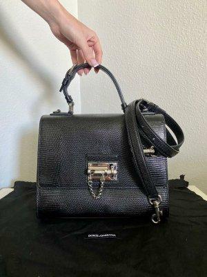 Dolce & Gabbana Handbag black-sand brown
