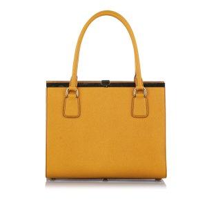 Dolce & Gabbana Handbag light brown leather