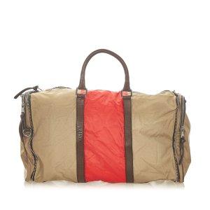 Dolce & Gabbana Travel Bag brown nylon