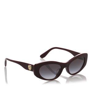 Dolce&Gabbana Oval Tinted Sunglasses
