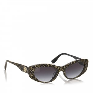 Dolce&Gabbana Oval Tinted Sunglasses