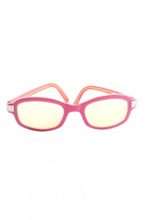 Dolce & Gabbana Oval Sunglasses pink casual look