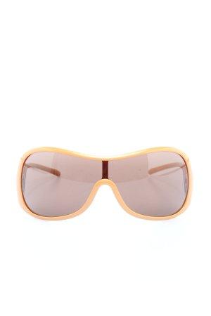 Dolce & Gabbana Gafas de sol ovaladas nude look casual