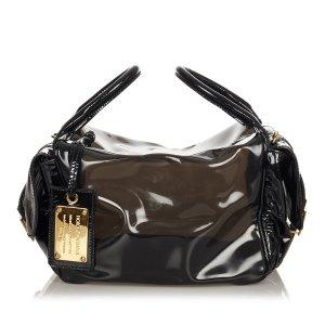 Dolce&Gabbana Patent Leather Satchel