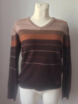 Dolce & Gabbana V-Neck Sweater multicolored