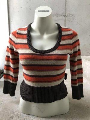 Dolce & Gabbana Short Sleeve Sweater multicolored