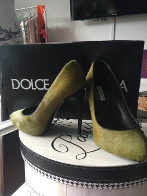 Dolce&Gabbana Pumps Fell High Heels