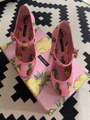 Dolce & Gabbana High Heels pink
