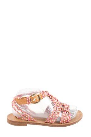 Dolce & Gabbana Riemchen-Sandalen mehrfarbig Casual-Look