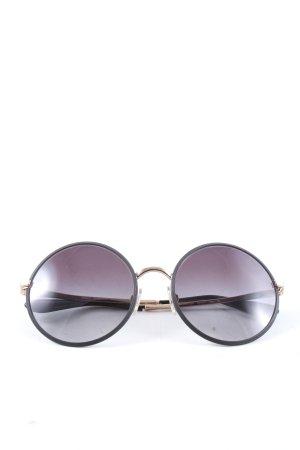 Dolce & Gabbana Okrągłe okulary przeciwsłoneczne Wielokolorowy W stylu casual