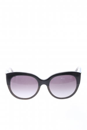 Dolce & Gabbana Butterfly Glasses black casual look