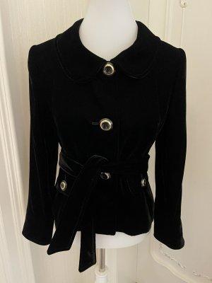 Dolce & Gabbana Korte blazer zwart