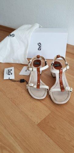 Dolce & Gabbana sandalen sandaletten D&G Original